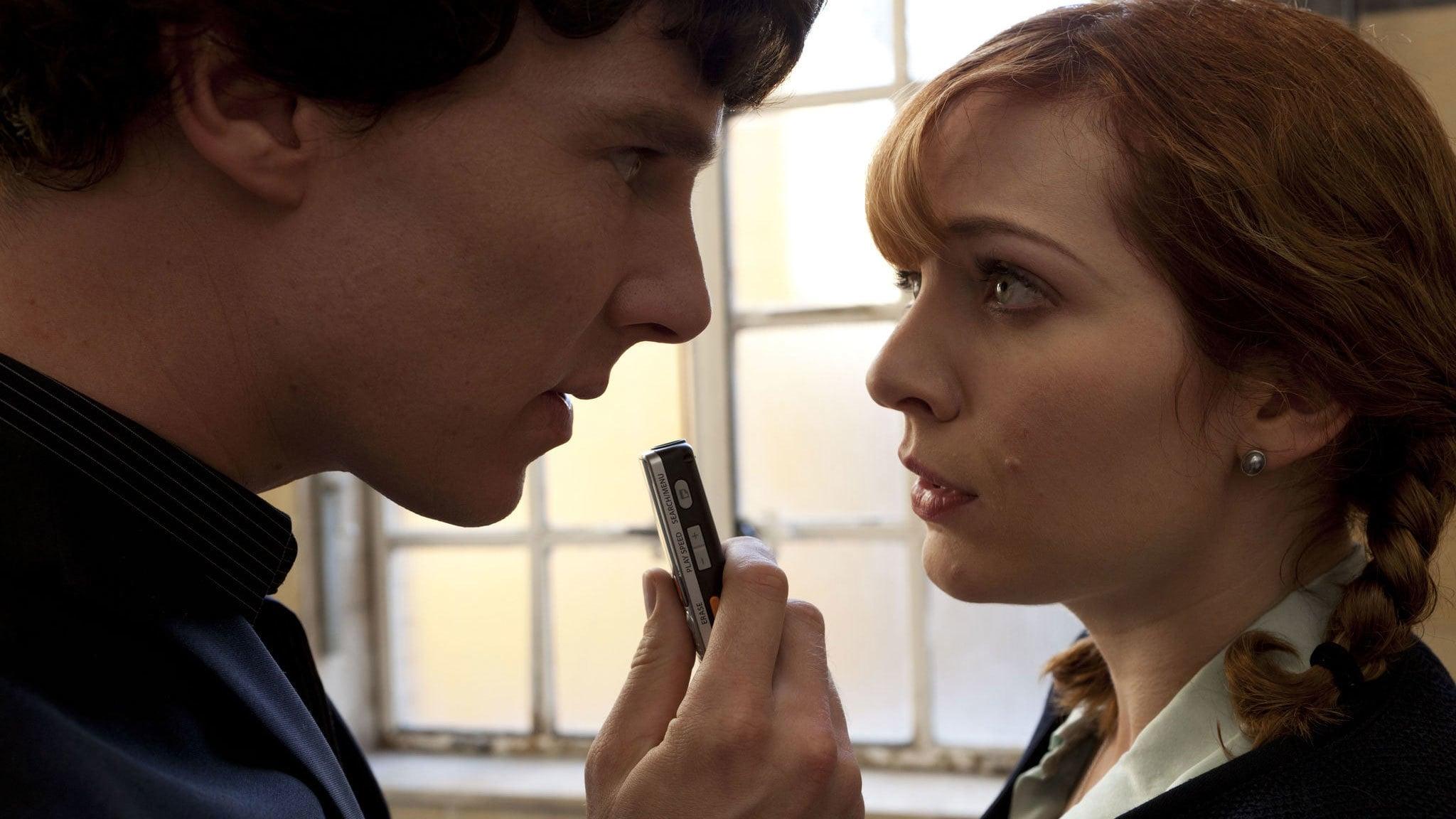 Sherlock Season 2 :Episode 3  The Reichenbach Fall