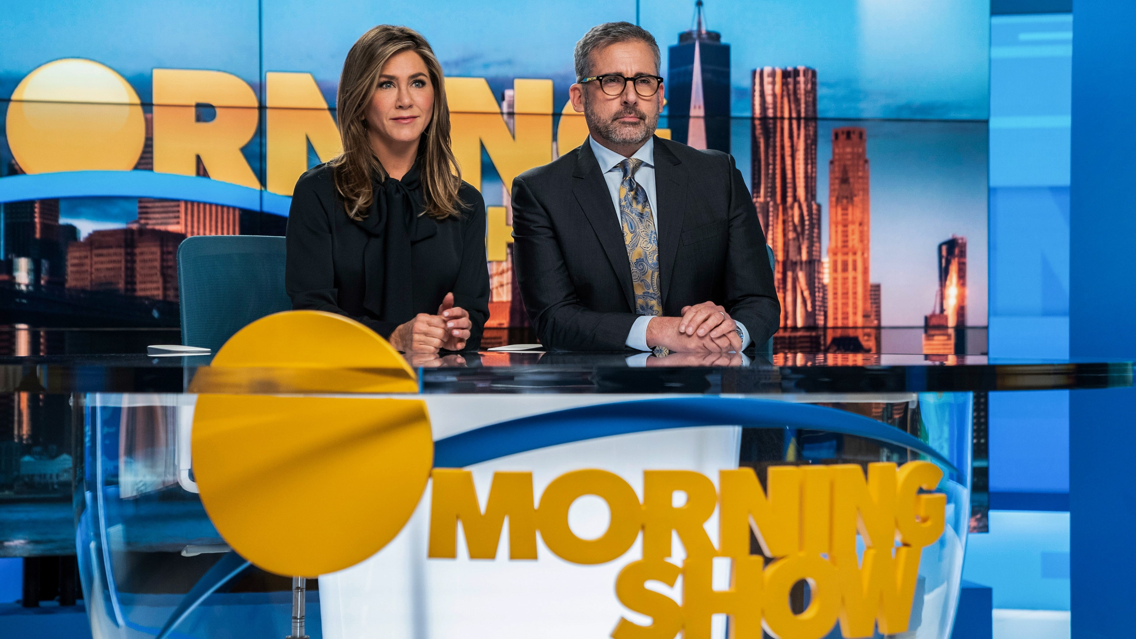 The Morning Show - Season 1 Episode 1 : In the Dark Night of the Soul It's Always 3:30 in the Morning