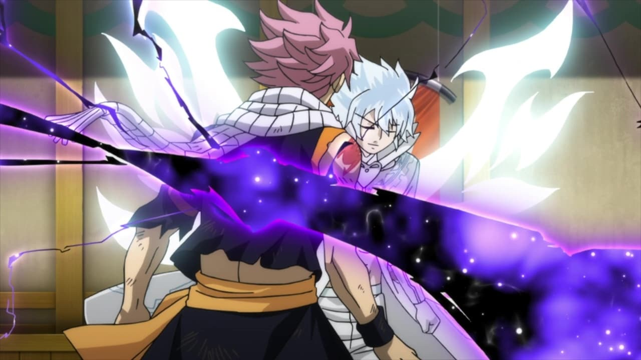 Fairy Tail Season 8 :Episode 45  The Vow of the Doors