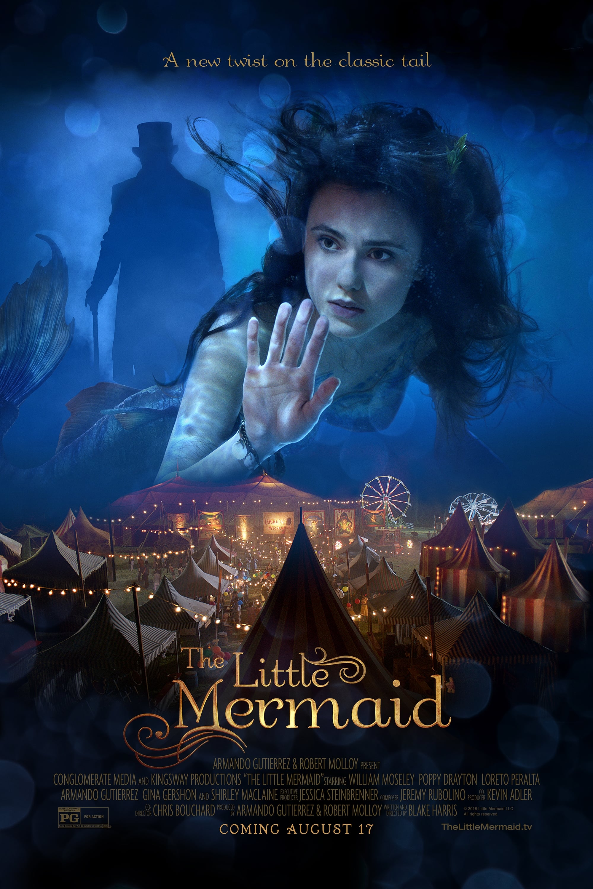 the little mermaid 2018 � moviesfilmcinecom