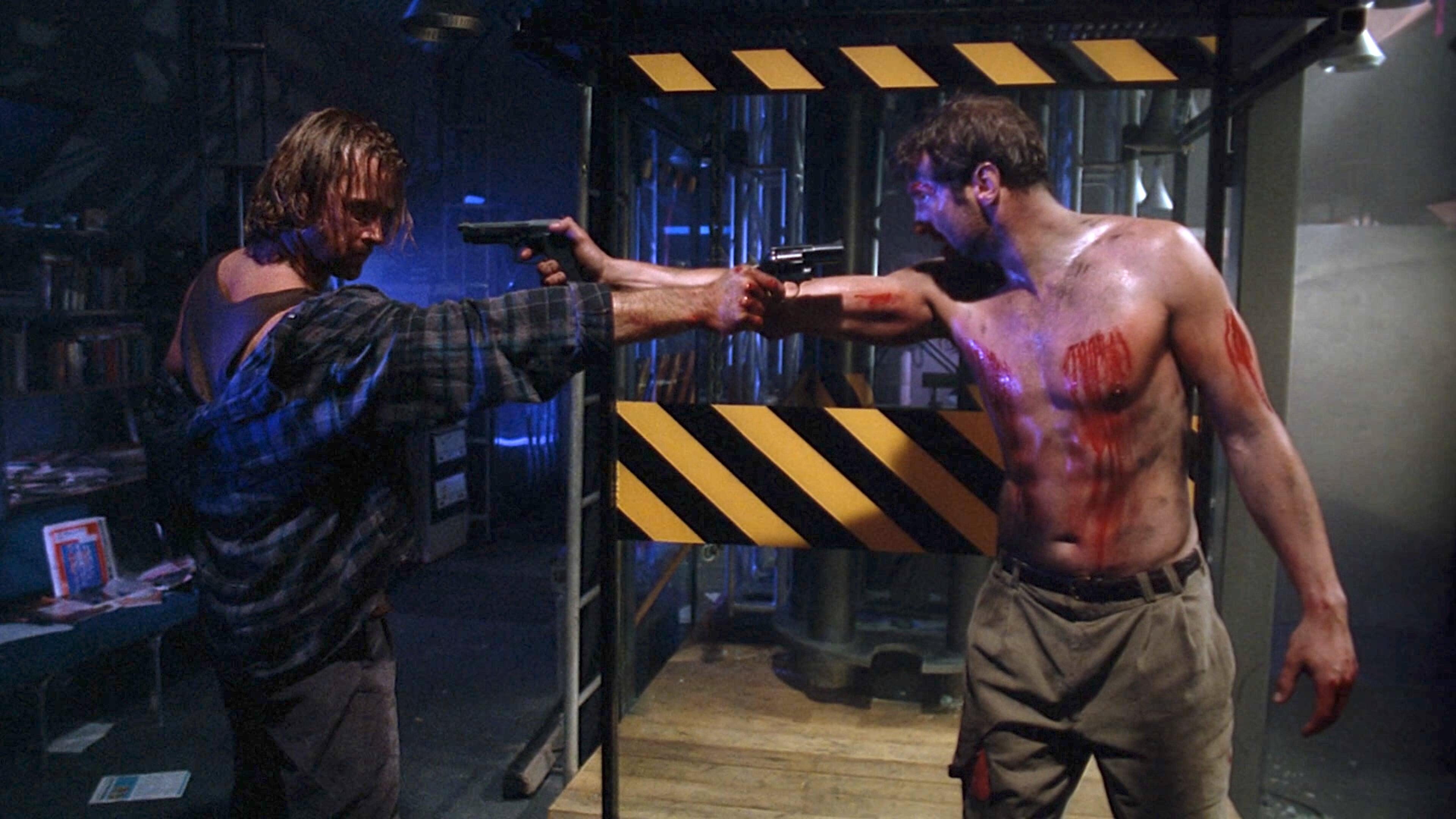 The X-Files Season 1 :Episode 8  Ice