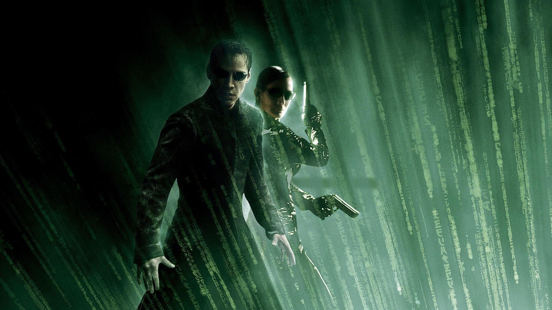 Contraportada The Matrix Revolutions