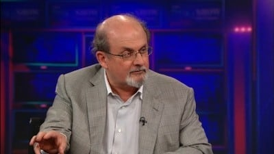 The Daily Show with Trevor Noah Season 17 :Episode 152  Salman Rushdie