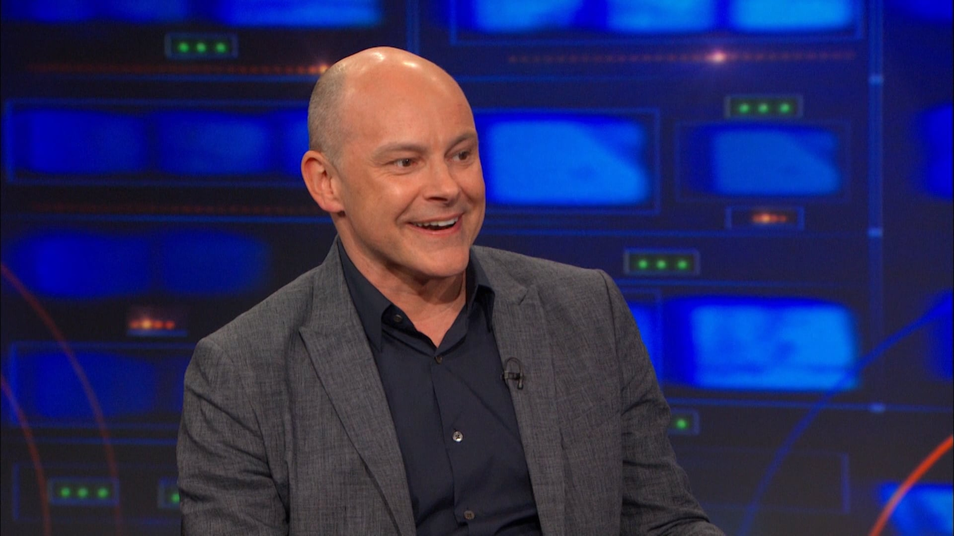 The Daily Show with Trevor Noah Season 20 :Episode 75  Rob Corddry