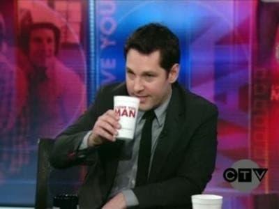 The Daily Show with Trevor Noah Season 14 :Episode 35  Paul Rudd