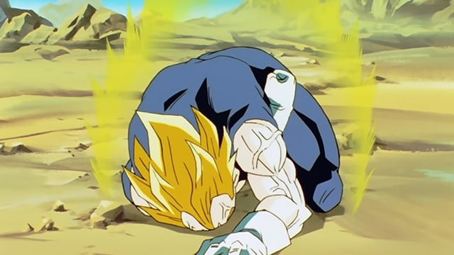 Dragon Ball Z Kai Season 5 :Episode 23  The Nightmare Returns, The Immortal Monster, Majin Buu!