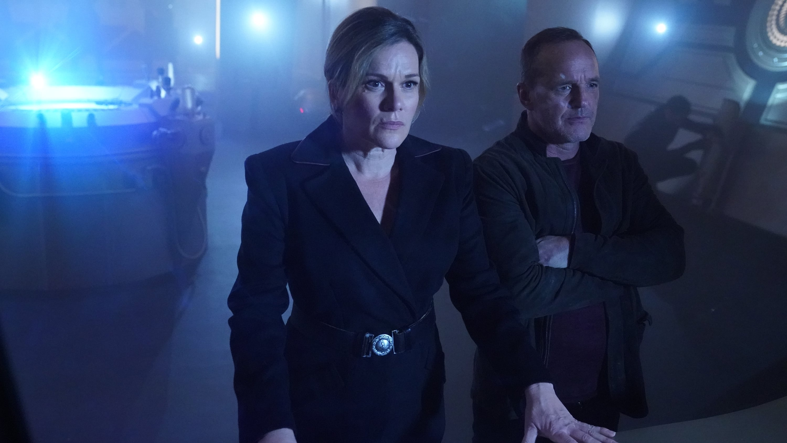Marvel's Agents of S.H.I.E.L.D. Season 5 :Episode 20  The One Who Will Save Us All