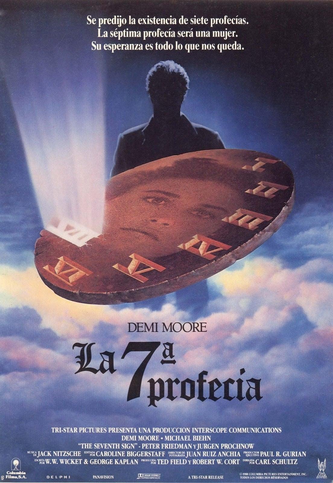 Póster La séptima profecía