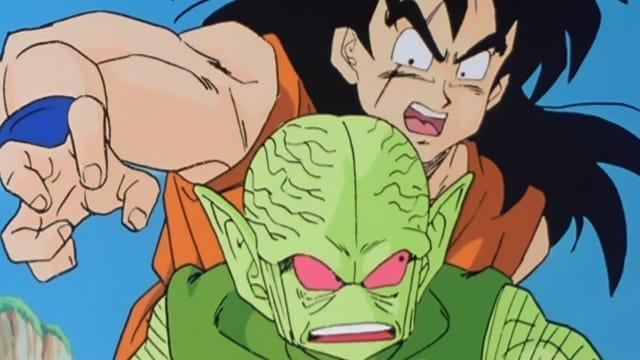 Dragon Ball Z Kai Season 1 :Episode 9  Yamcha's Struggle! The Terrible Saibamen!