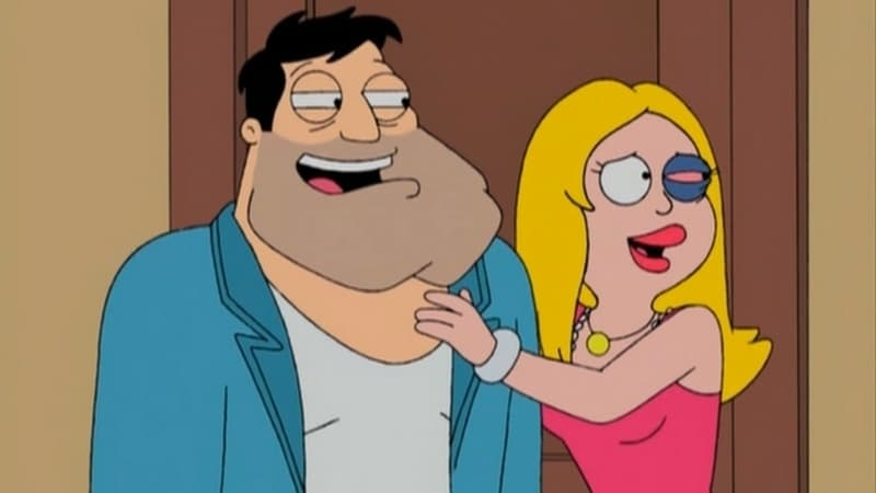American Dad! Season 2 :Episode 10  Rough Trade