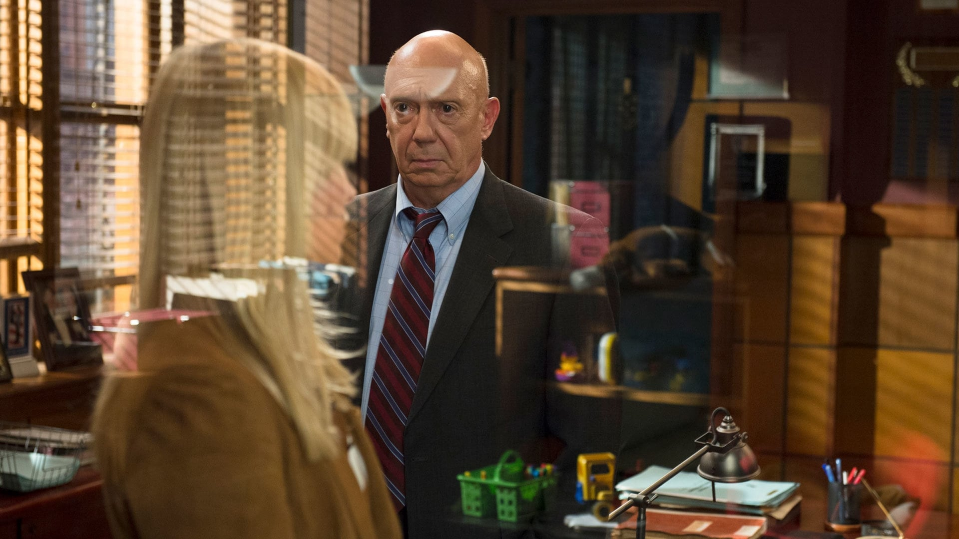 Law & Order: Special Victims Unit - Season 15 Episode 5 : Wonderland Story