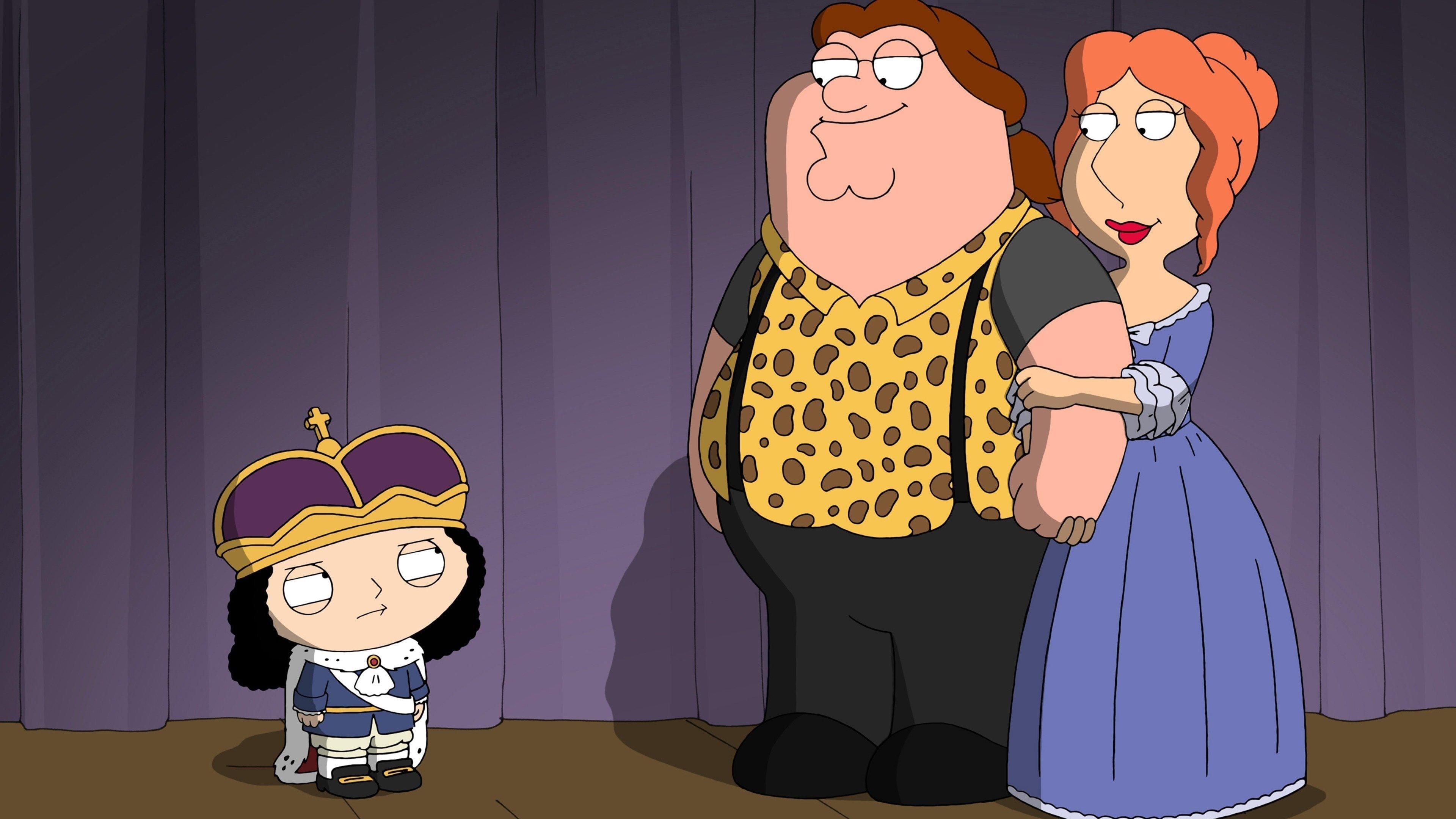 Family Guy Season 7 :Episode 16  Peter's Progress