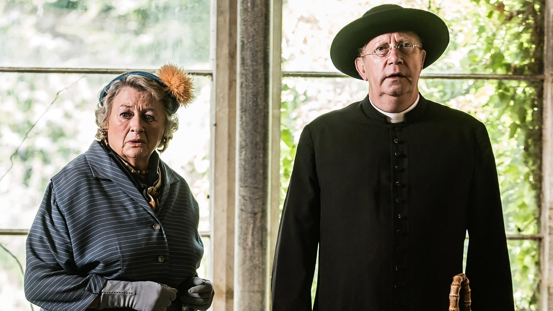 Father Brown Season 6 :Episode 2  The Jackdaw's Revenge
