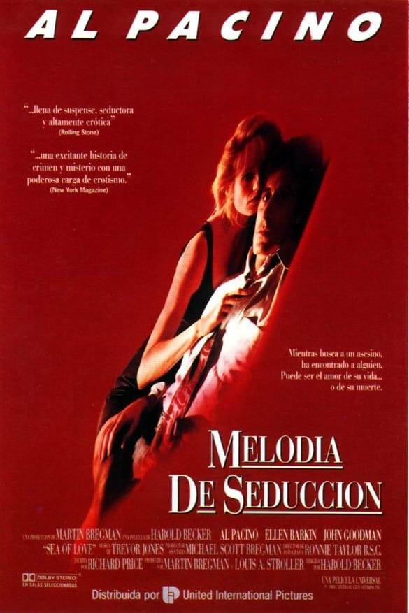 Póster Melodía de seducción