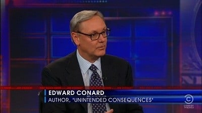 The Daily Show with Trevor Noah Season 17 :Episode 110  Edward Conard
