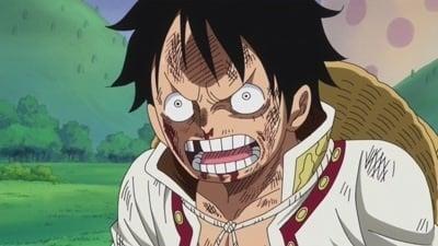 One Piece Season 19 :Episode 808  A Heartbreaking Duel! Duel - Luffy vs. Sanji - Part 2