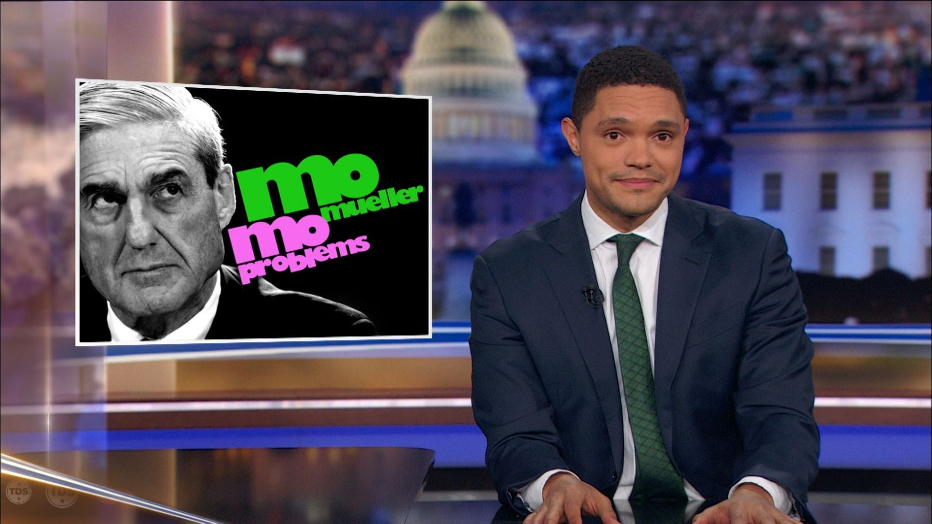 The Daily Show with Trevor Noah Season 24 :Episode 27  Lindy West