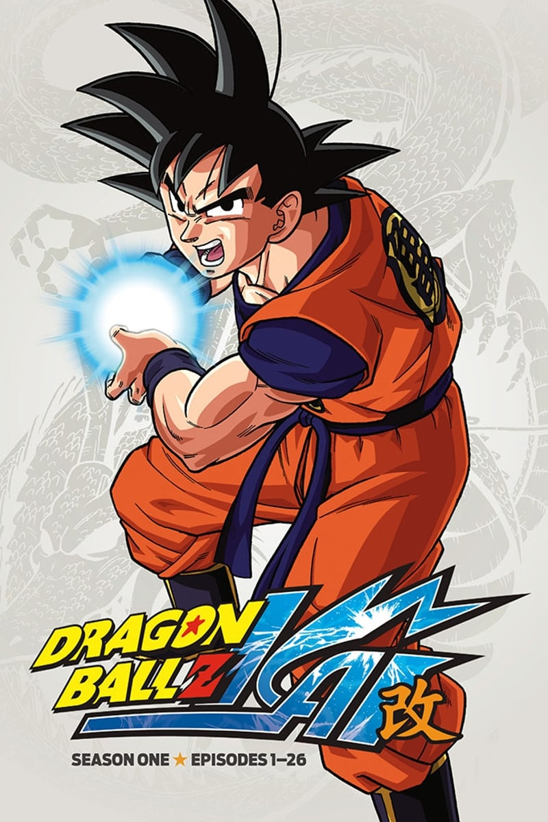 Dragon Ball Z Kai Season 1