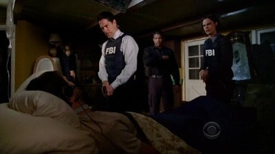 Criminal Minds Season 4 :Episode 25  To Hell... (1)