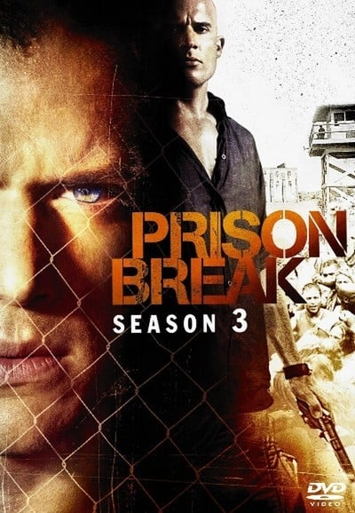 Baixar Prison Break 3ª Temporada Dublado Torrent
