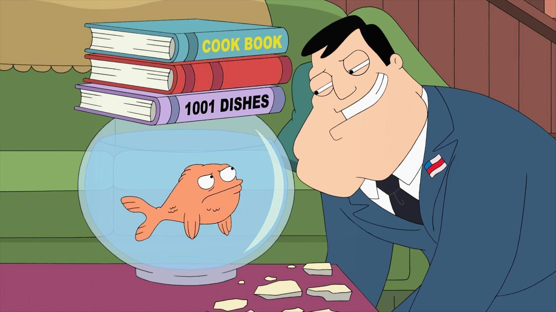American Dad! - Season 9 Episode 19 : Da Flippity Flop