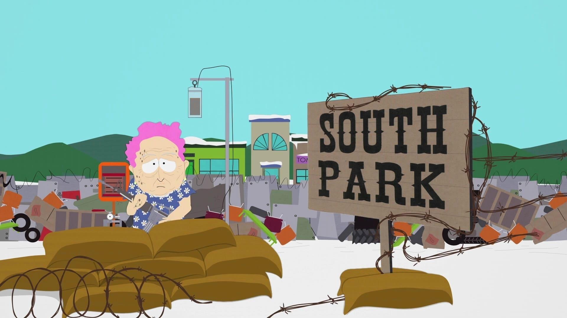 South Park Season 7 :Episode 10  Grey Dawn