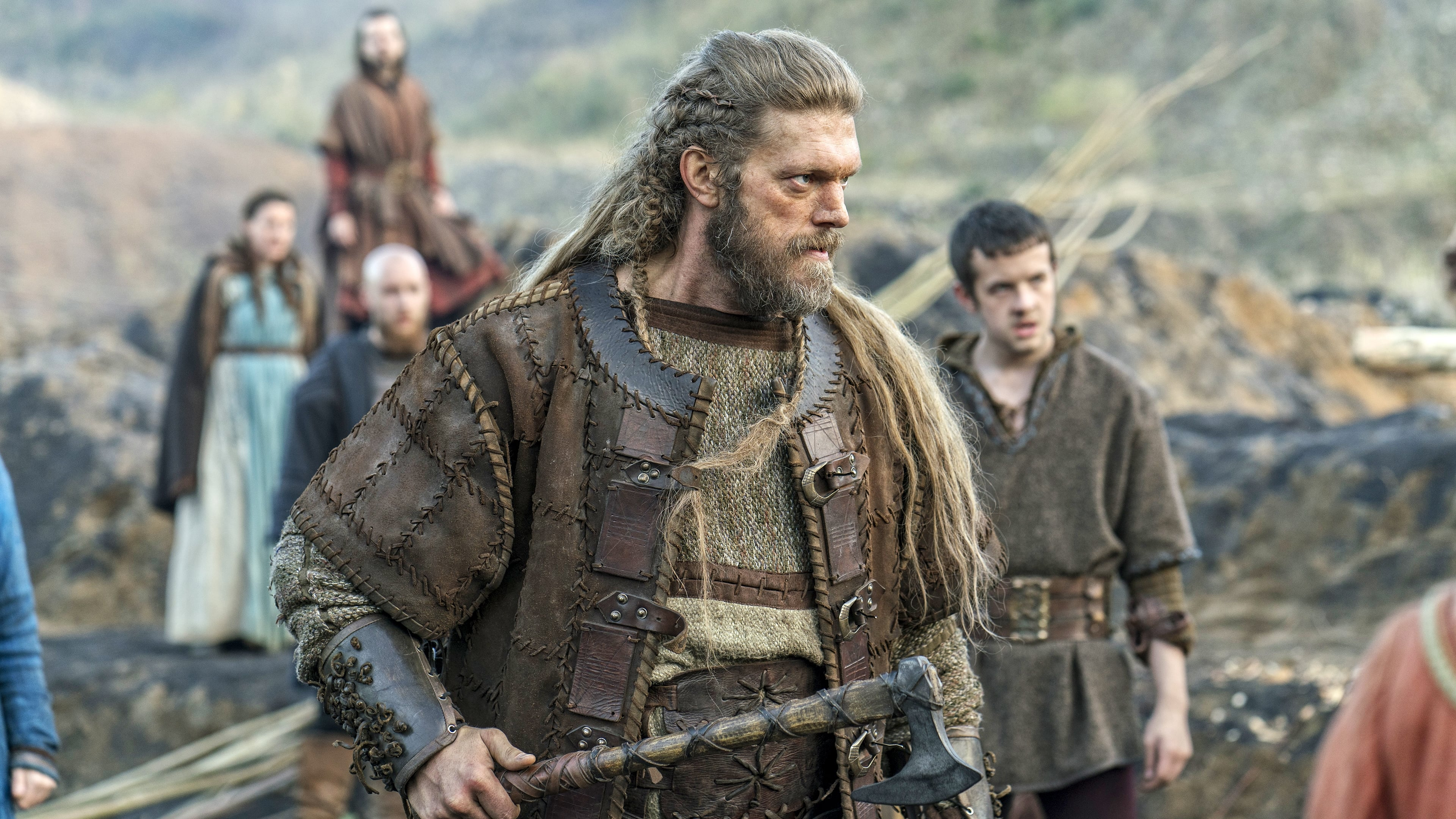 Vikings Season 5 :Episode 9  A Simple Story
