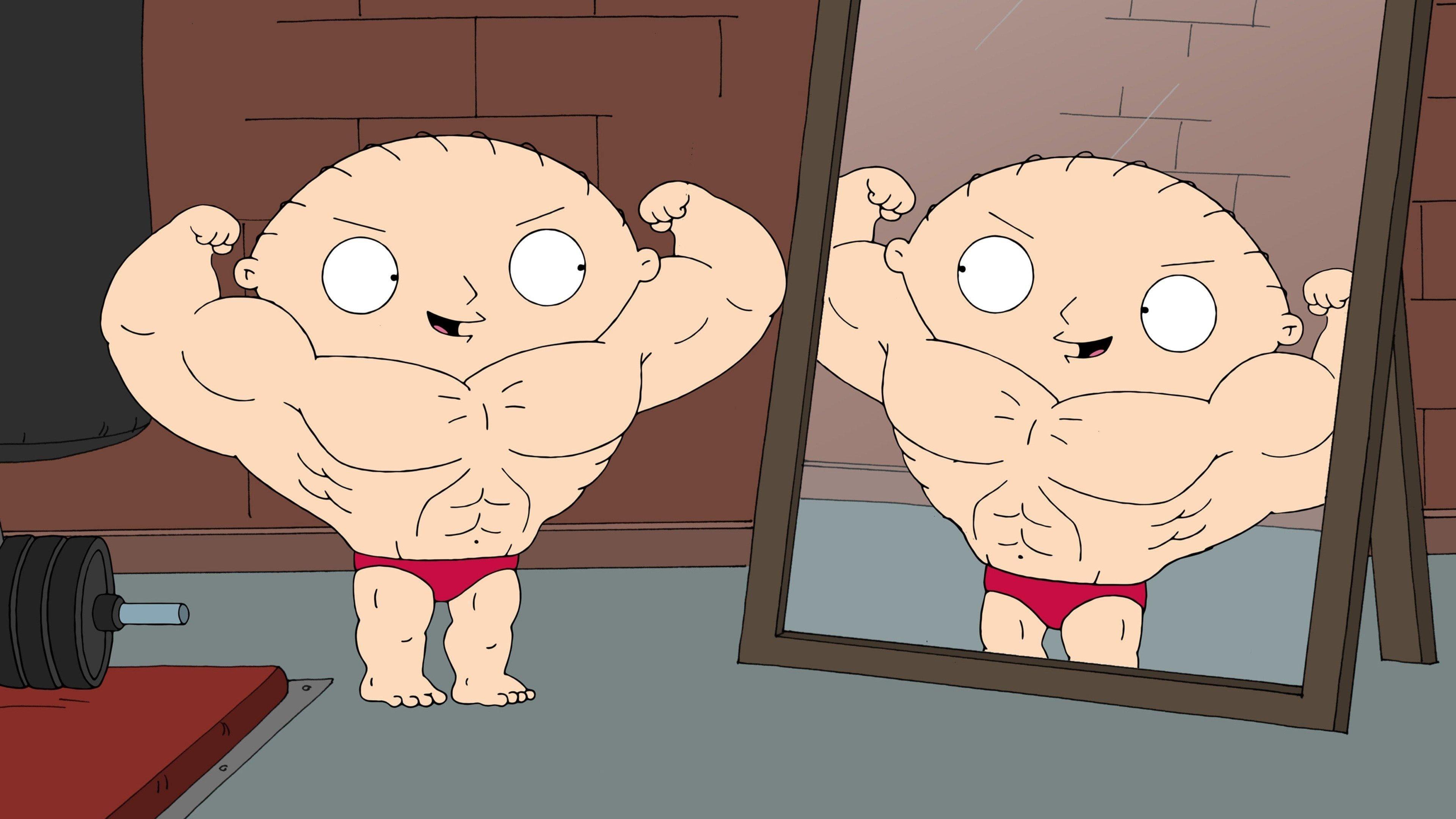 Family Guy Season 7 :Episode 13  Stew-Roids