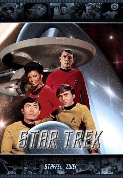 Star Trek  A Série Original 2ª Temporada (1967) Blu-Ray 720p Download Torrent Dub e Leg