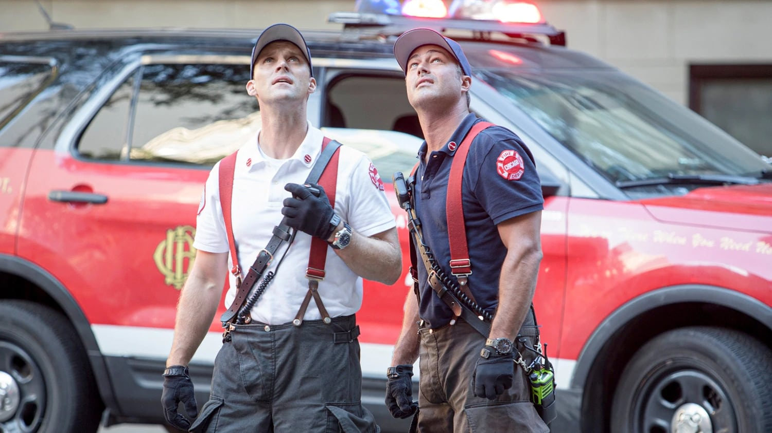 Chicago Fire Season 8 :Episode 2  Folge 2