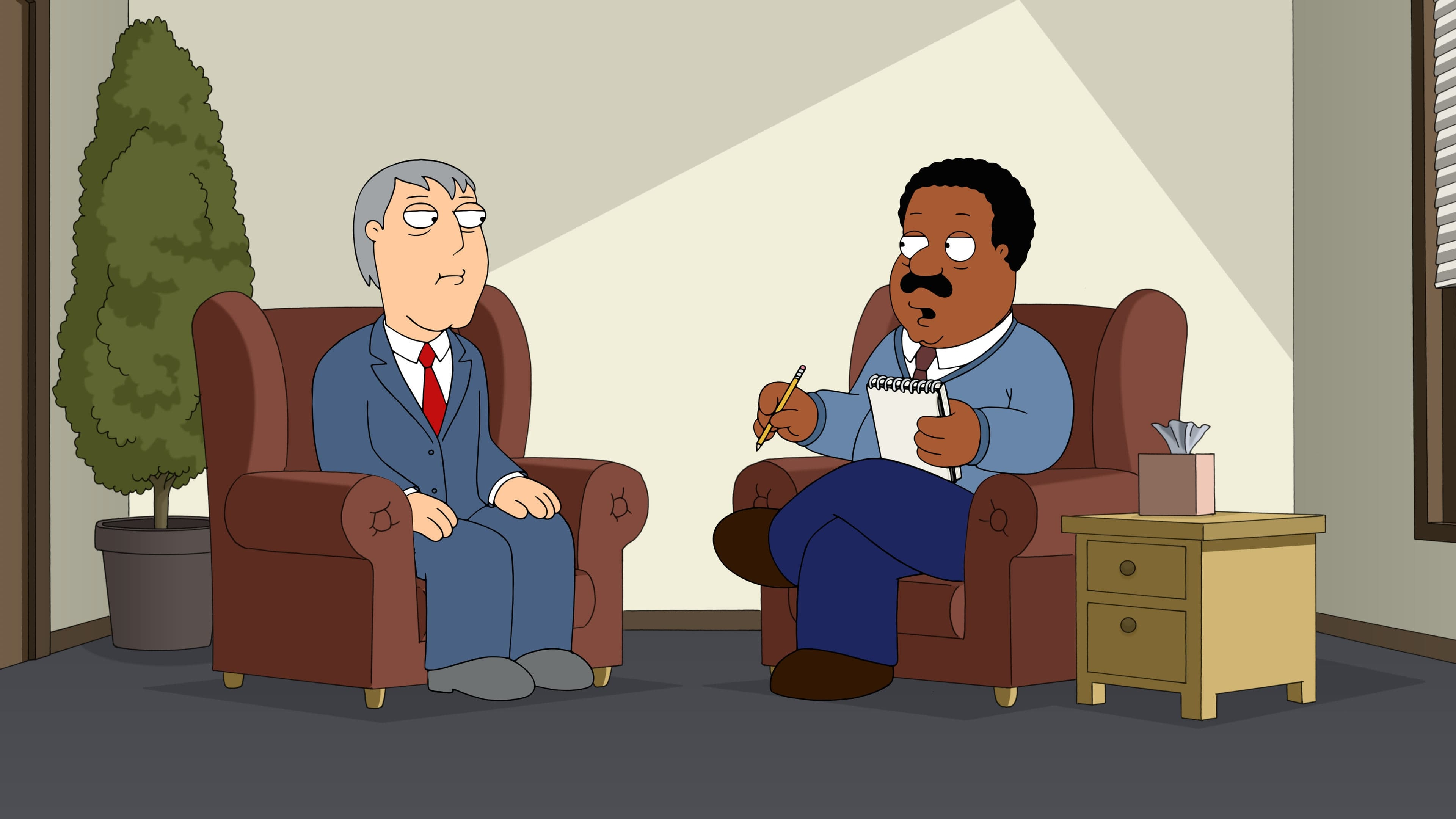 Family Guy Season 13 :Episode 13  Dr. C and the Women