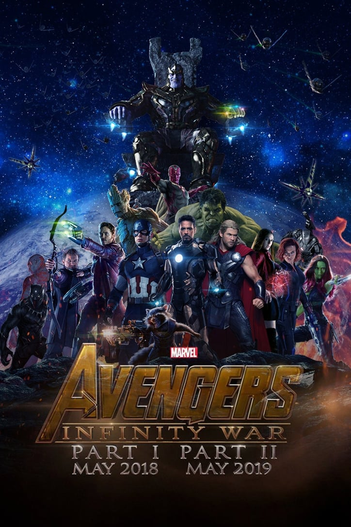 Untitled Avengers Poster