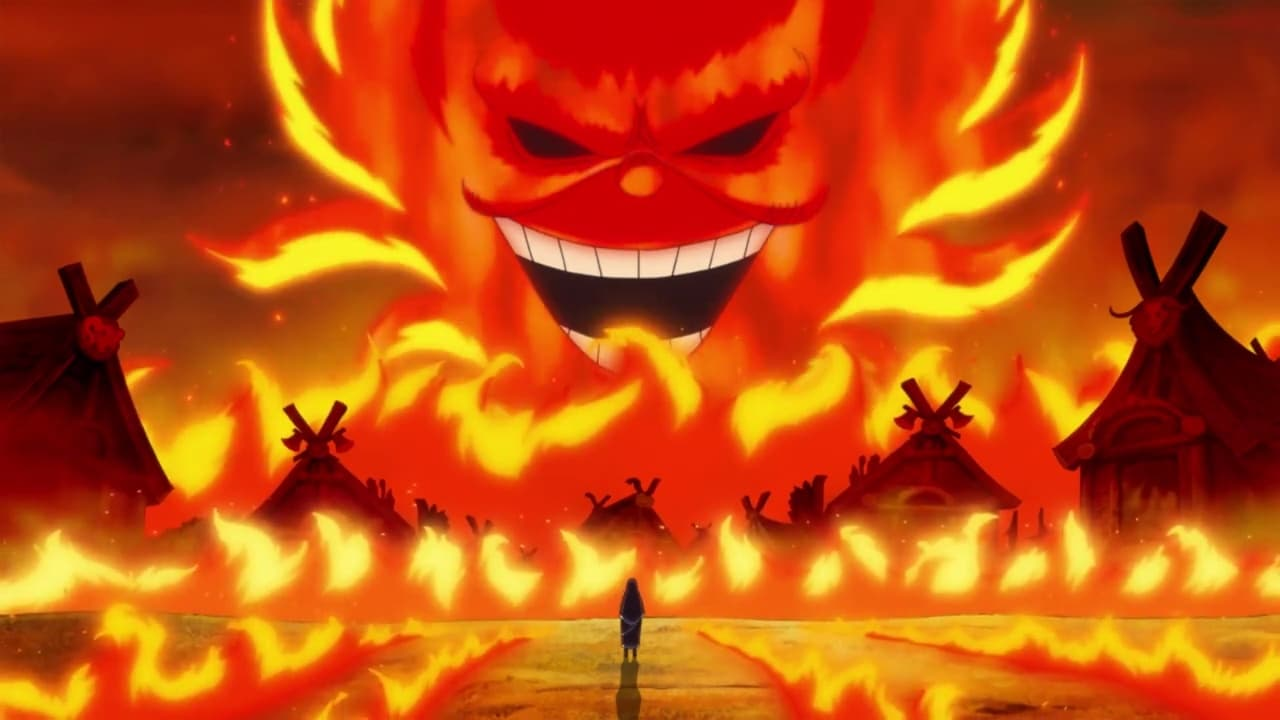 One Piece Season 19 :Episode 837  The Birth of Mom! The Day That Carmel Vanished!
