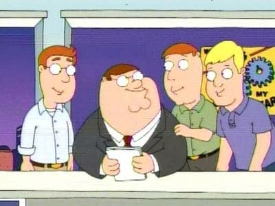 Family Guy Season 4 : Stewie B. Goode