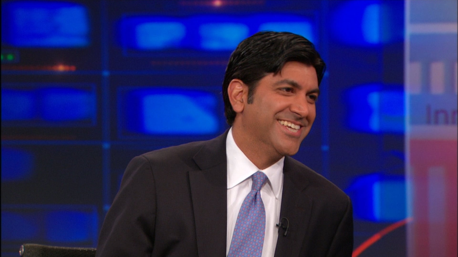 The Daily Show with Trevor Noah Season 19 :Episode 108  Aneesh Chopra