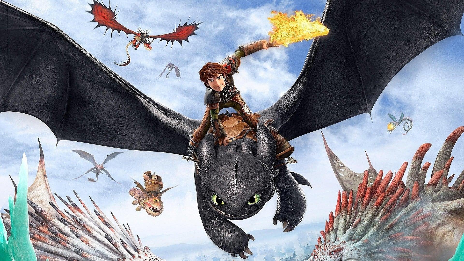 Фото драконы из мультика как приручить дракона