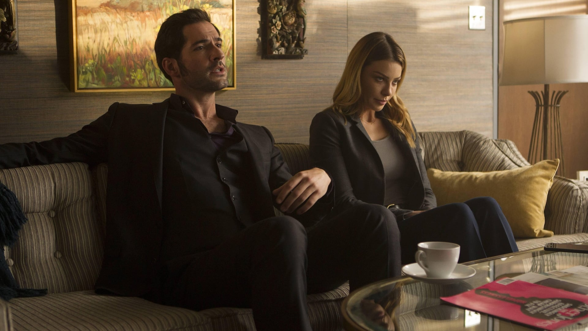 Lucifer Season 1 :Episode 1  Pilot