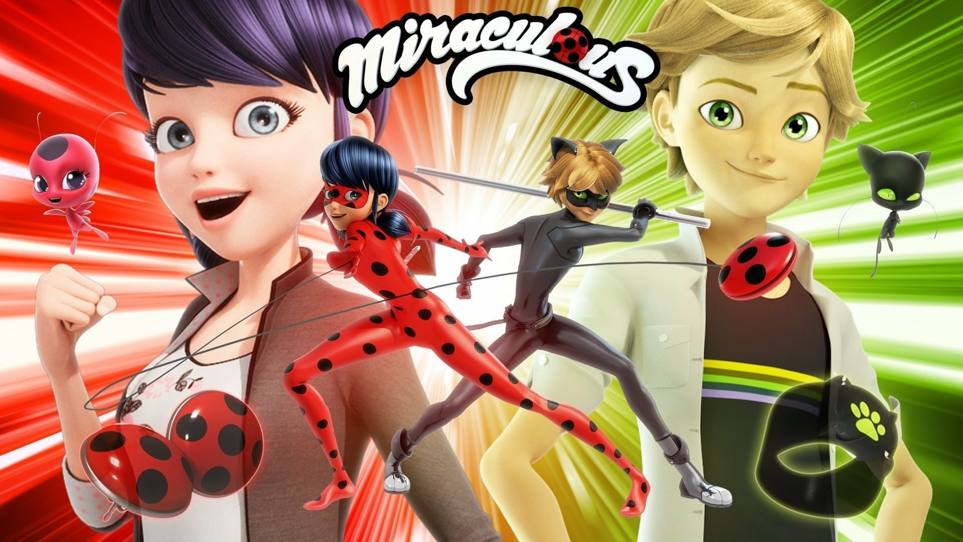 Miraculous: Tales of Ladybug & Cat Noir - Season 2