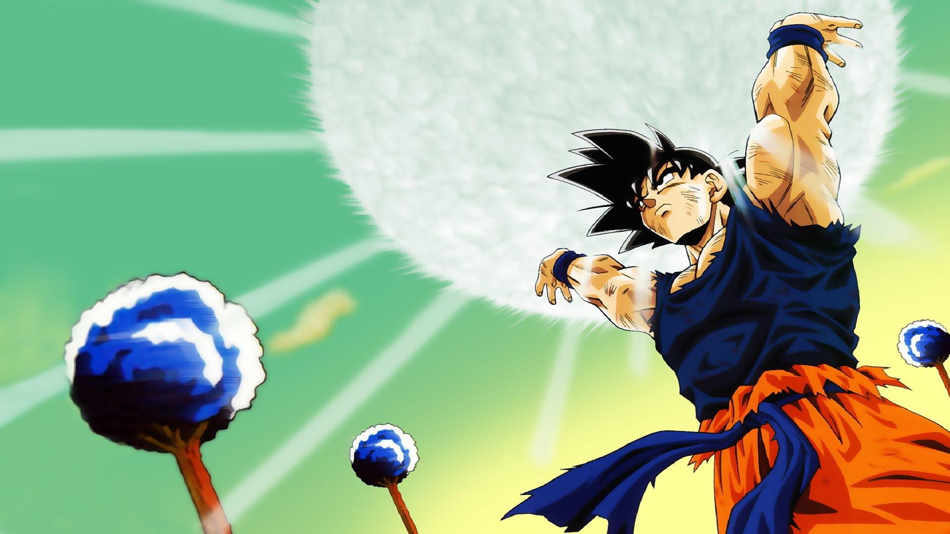 Dragon Ball Z Kid Buu Saga