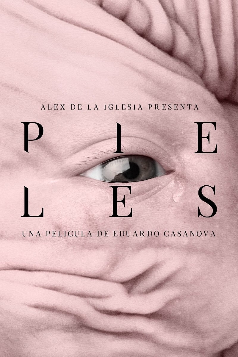 Póster Pieles
