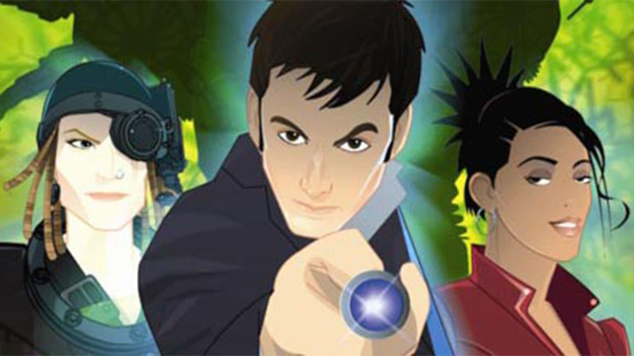 Doctor Who Season 0 :Episode 5  The Infinite Quest