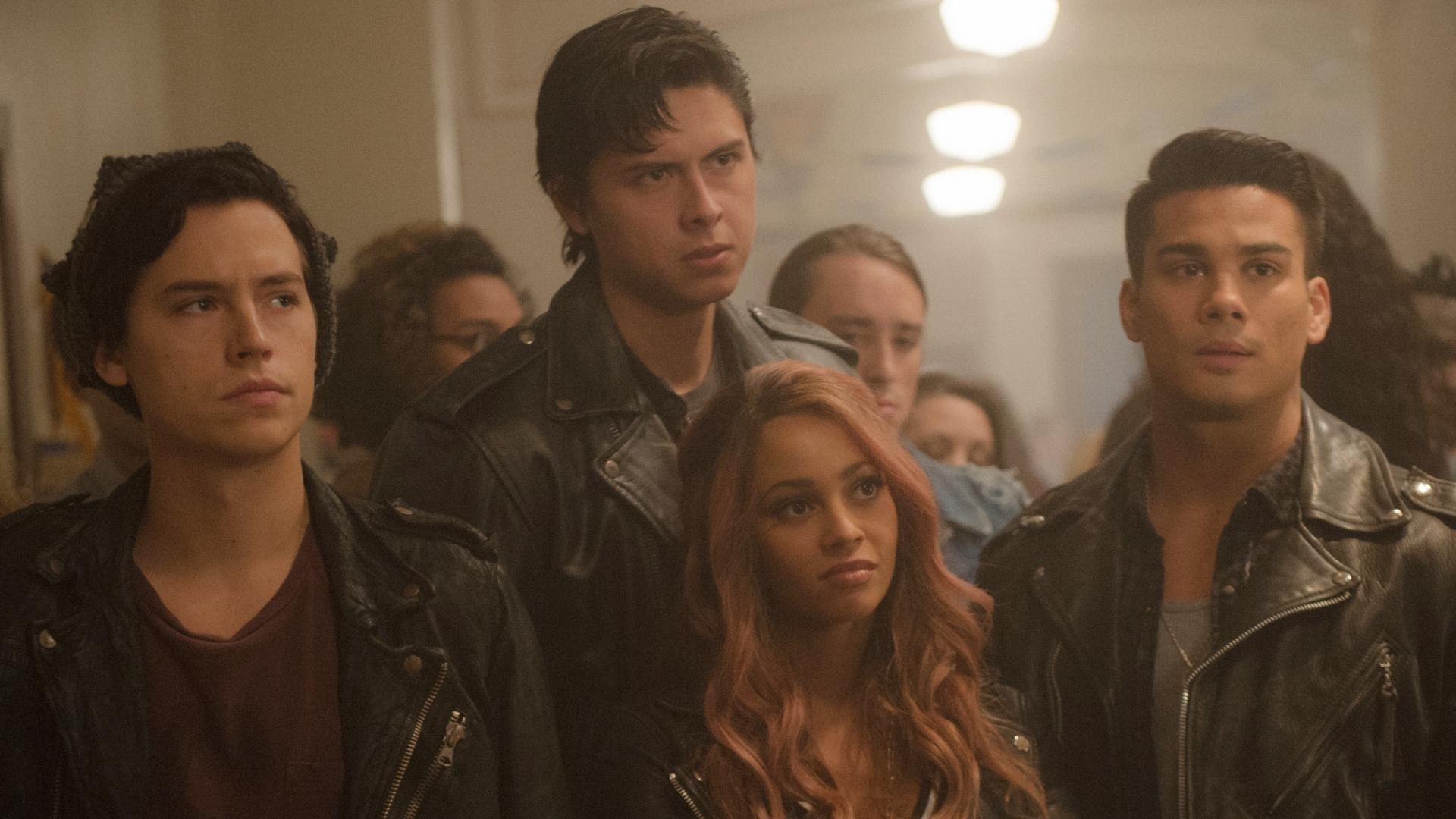 Riverdale Season 2 :Episode 10  Kapitel dreiundzwanzig: Die Saat der Gewalt