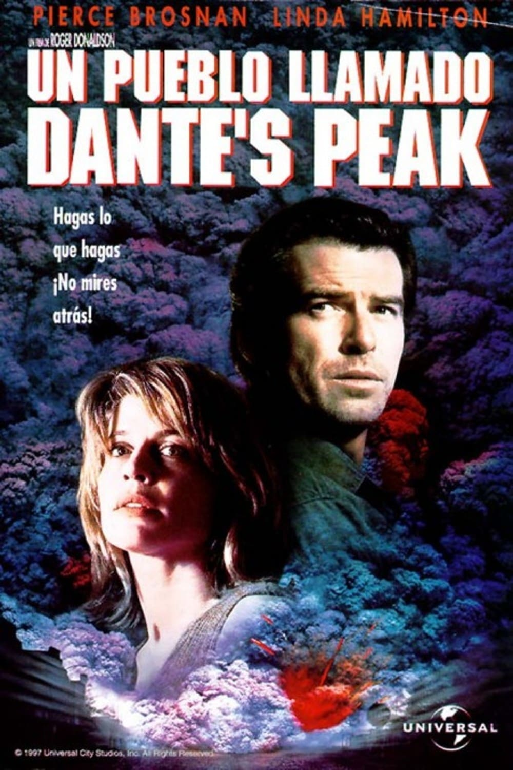 dante s peak With dante's peak, the 1997 summer movie season — which, in case you didn't  know it, is now officially under.