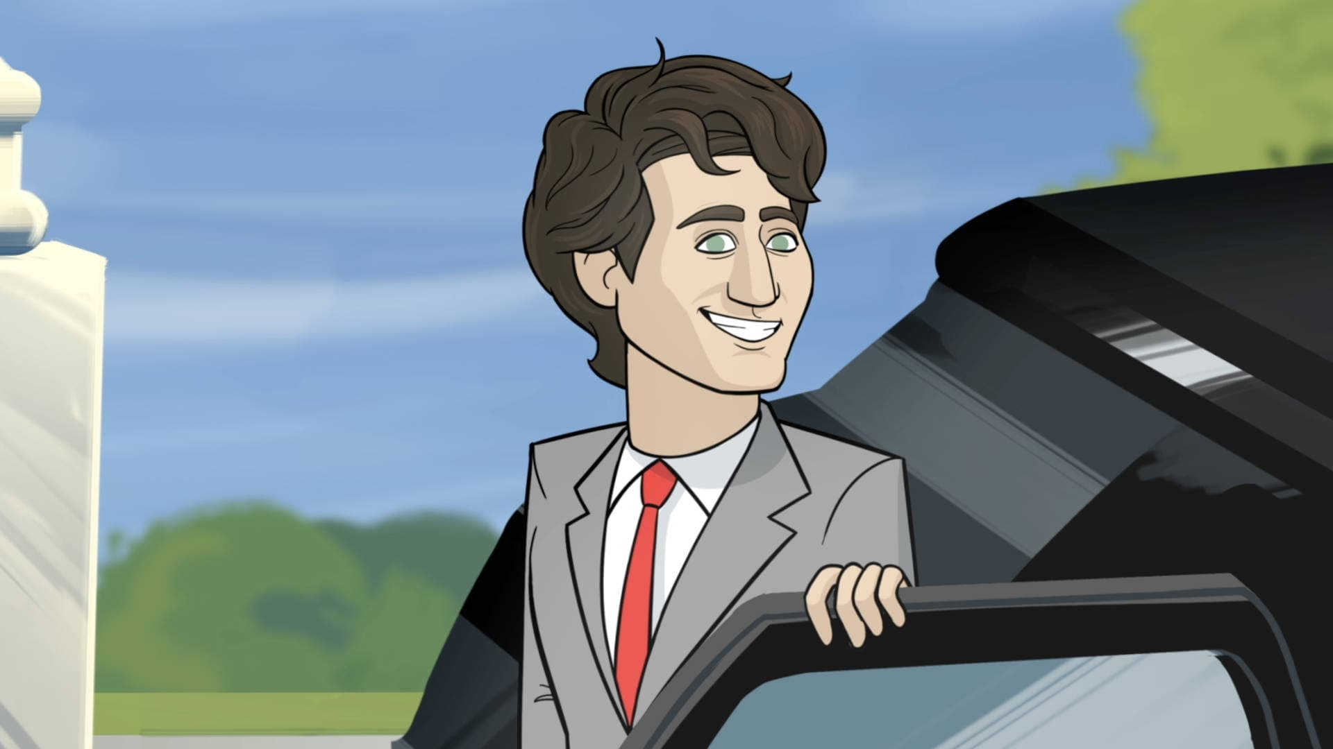 Our Cartoon President • S01E05