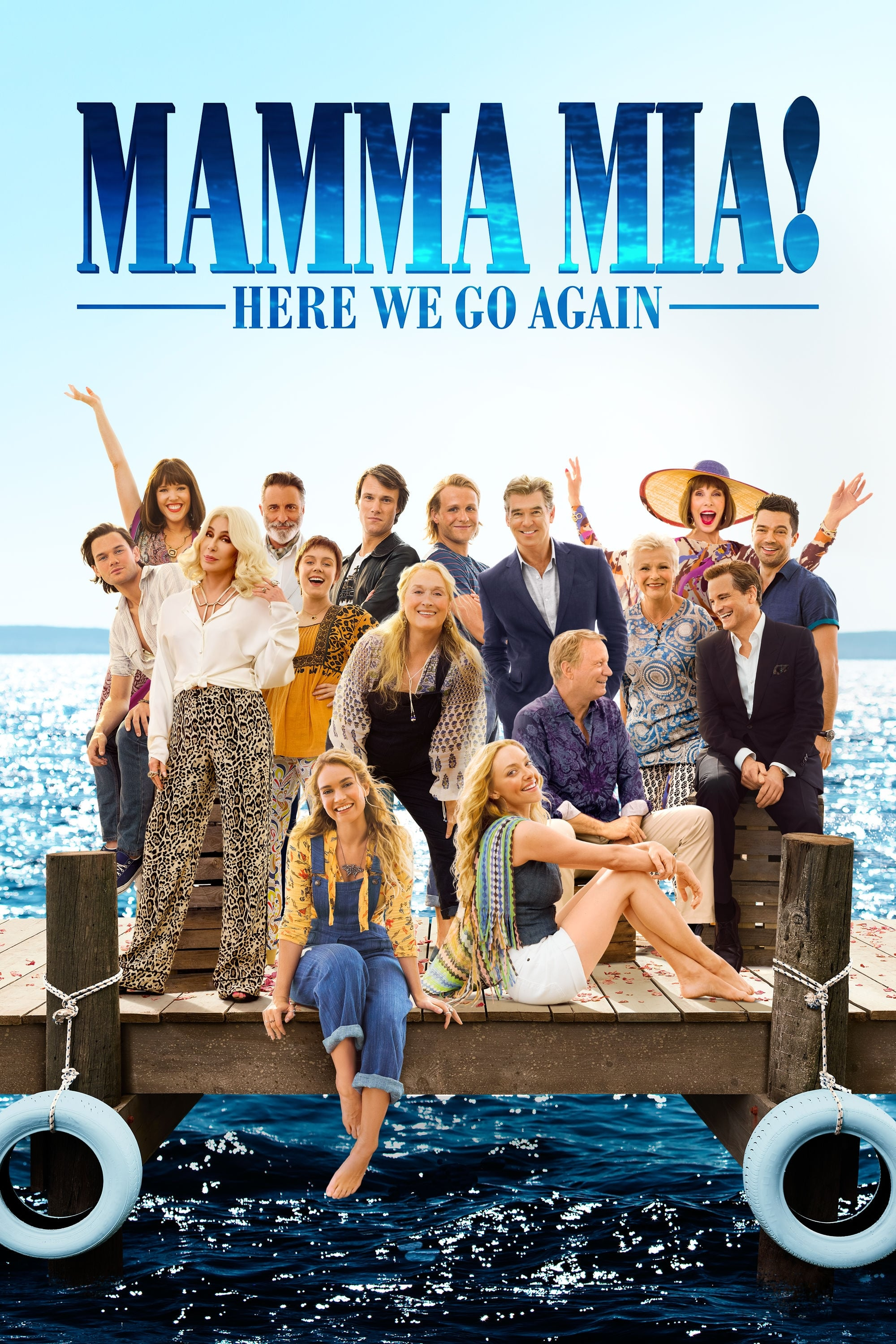 image for Mamma Mia! Here We Go Again