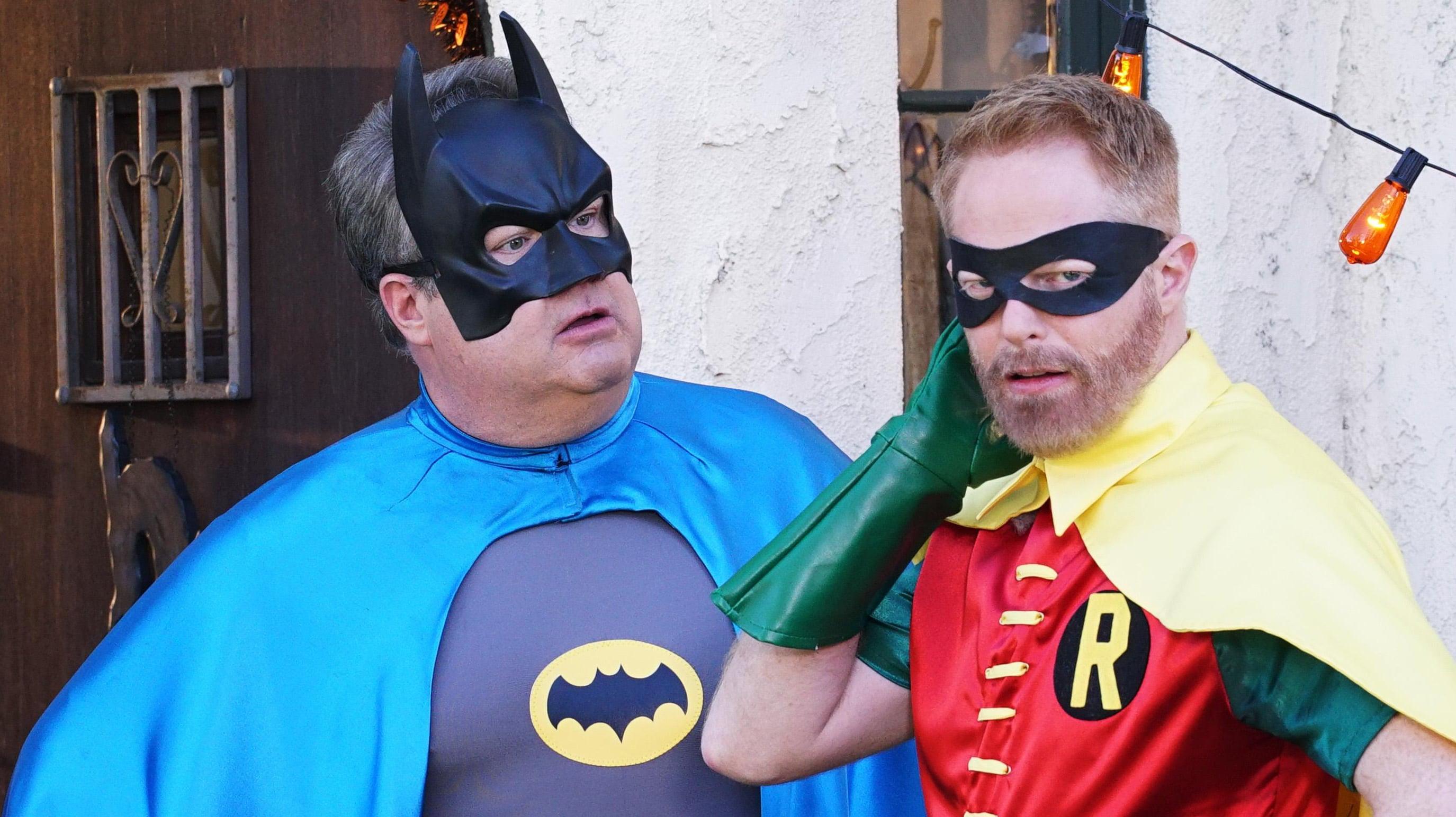 Modern Family Season 8 :Episode 5  Halloween 4: The Revenge of Rod Skyhook