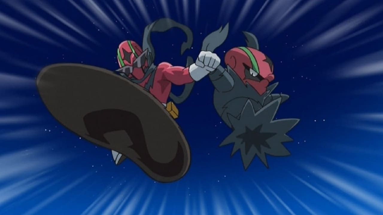 Pokémon Season 15 :Episode 9  The Mighty Accelguard to the Rescue!