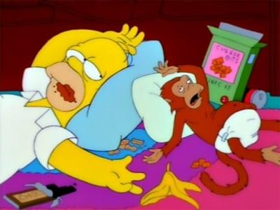 Die Simpsons Season 9 :Episode 21  Die neuesten Kindernachrichten