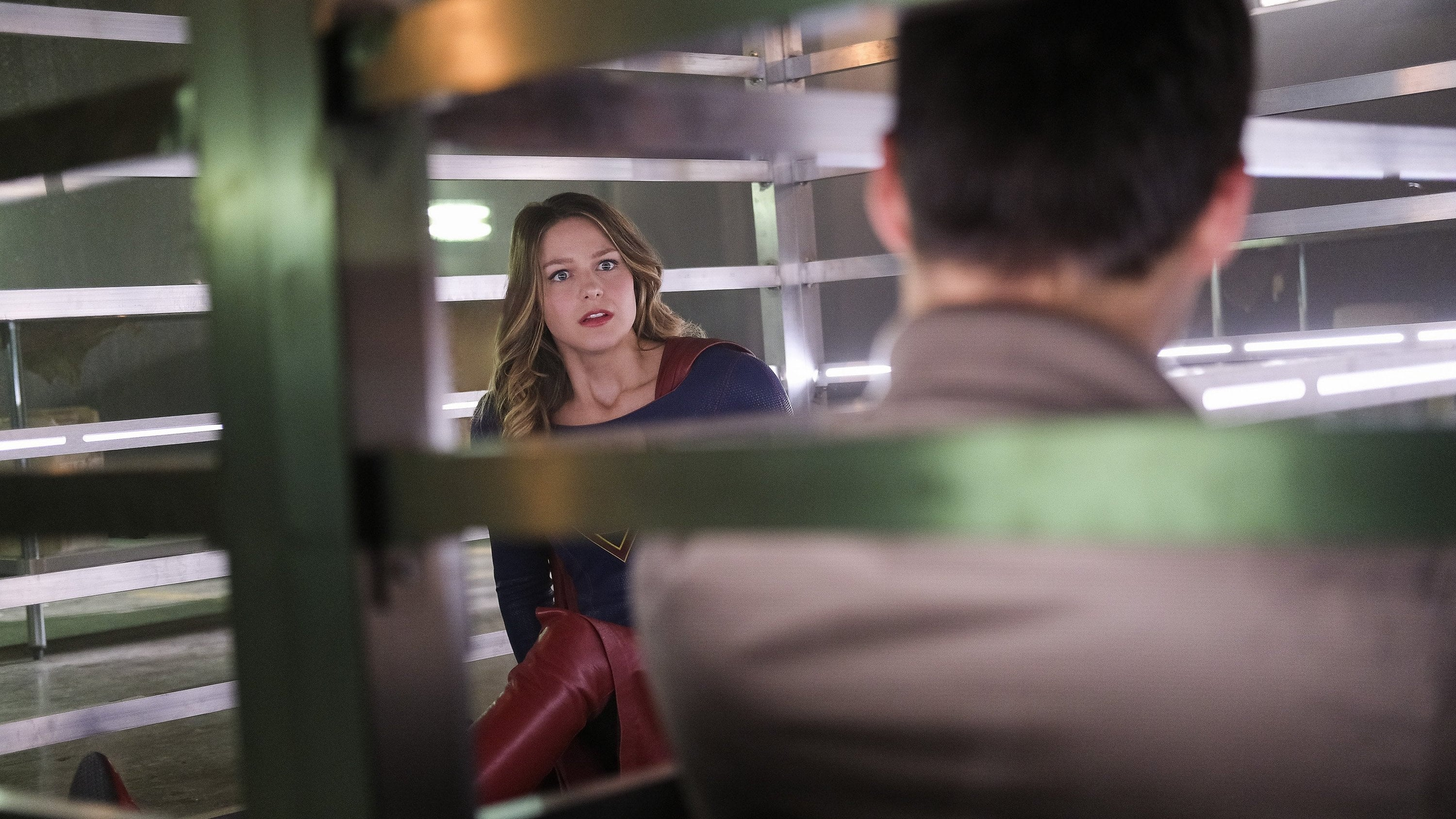 Supergirl Season 2 :Episode 7  The Darkest Place