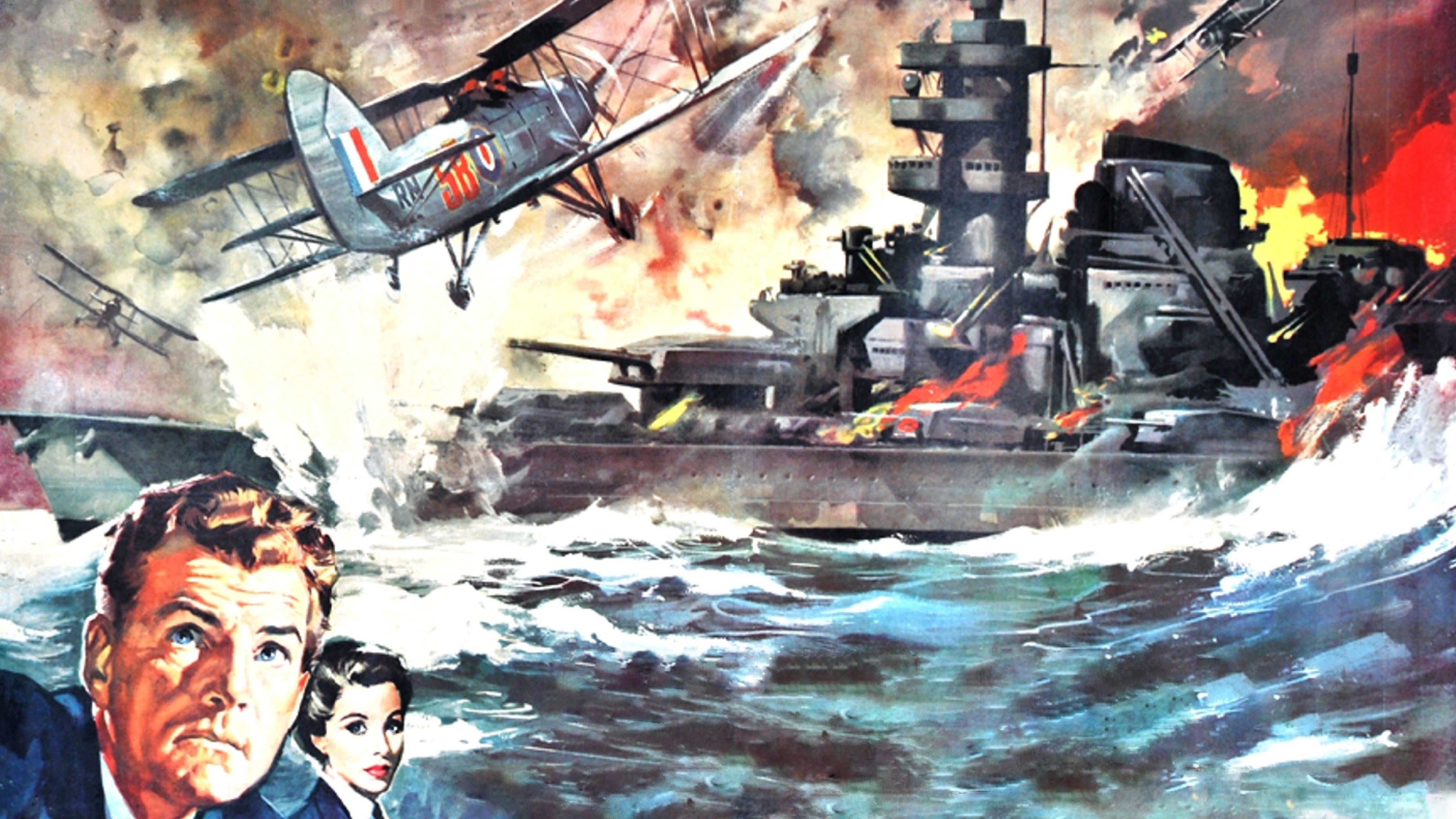 Sink the Bismarck!